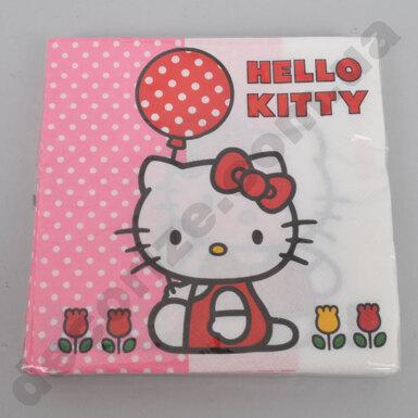 "Салфетки ""hello kitty"""