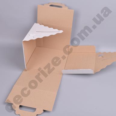 Коробка для сладкого большая картонная