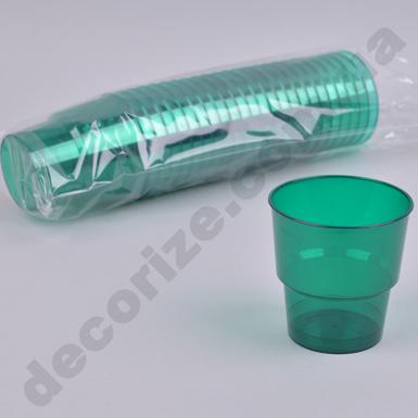 Стакан из пластика 0,2 (25шт)