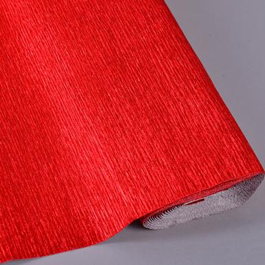 креп бумага металлизированная 50*2.5 м  (№803)