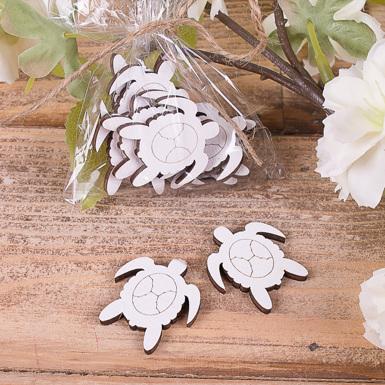деревянный декор - черепаха