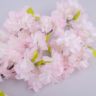 Цвет яблони (большой) cream-pink