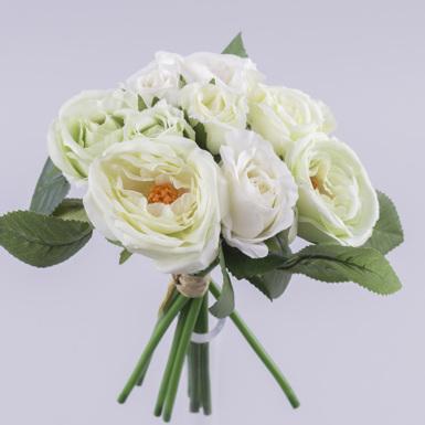 букет роза дикая с  бутонами(светло зеленая)