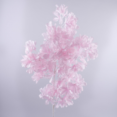 "цветущая ветка ""барби"" розовая"