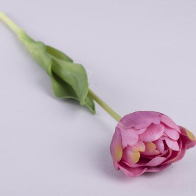 """Тюльпан одинарный латексный """"махровый"""" фиолет"""