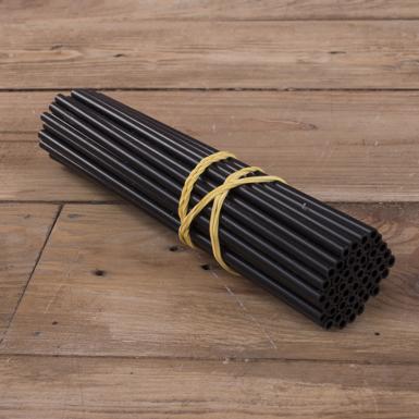 палички для попсів чорні (50шт)