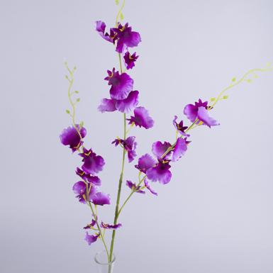 орхидея - добавка на 3 ветки фиолетовая