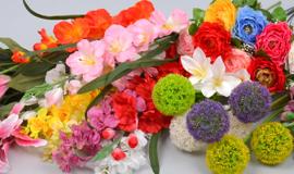 - другие искусственные цветы