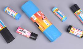 - пакеты для мусора