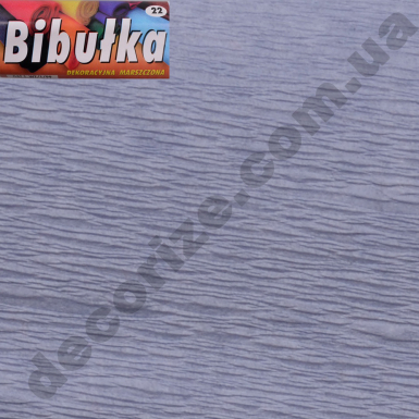 креп бумага bibulka 50*200 (цвет 27)