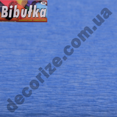 креп бумага bibulka 50*200 (цвет 25)
