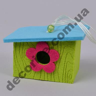 домик из флизелина прямоугольный