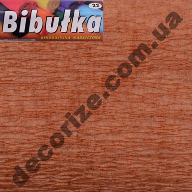 креп бумага bibulka 50*200 (цвет22)