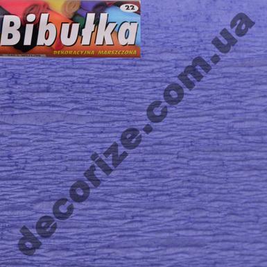 креп бумага bibulka 50*200 (цвет 26)