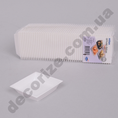 Форма пластиковая для соусов, закусок 6,7см