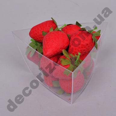 Форма для десертов/фруктов/салaтов прозрачная
