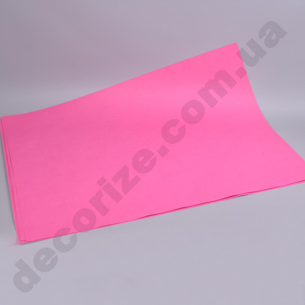 картон  розовый (85см*63см) - 5 листов