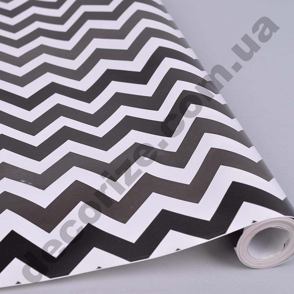 """Упаковочная бумага в рулоне """"стиль"""" 70см * 2м"""