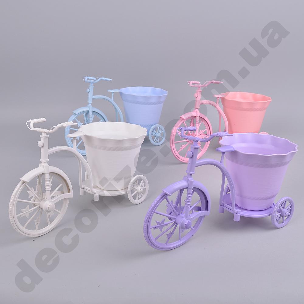 Велосипед декоративный маленький