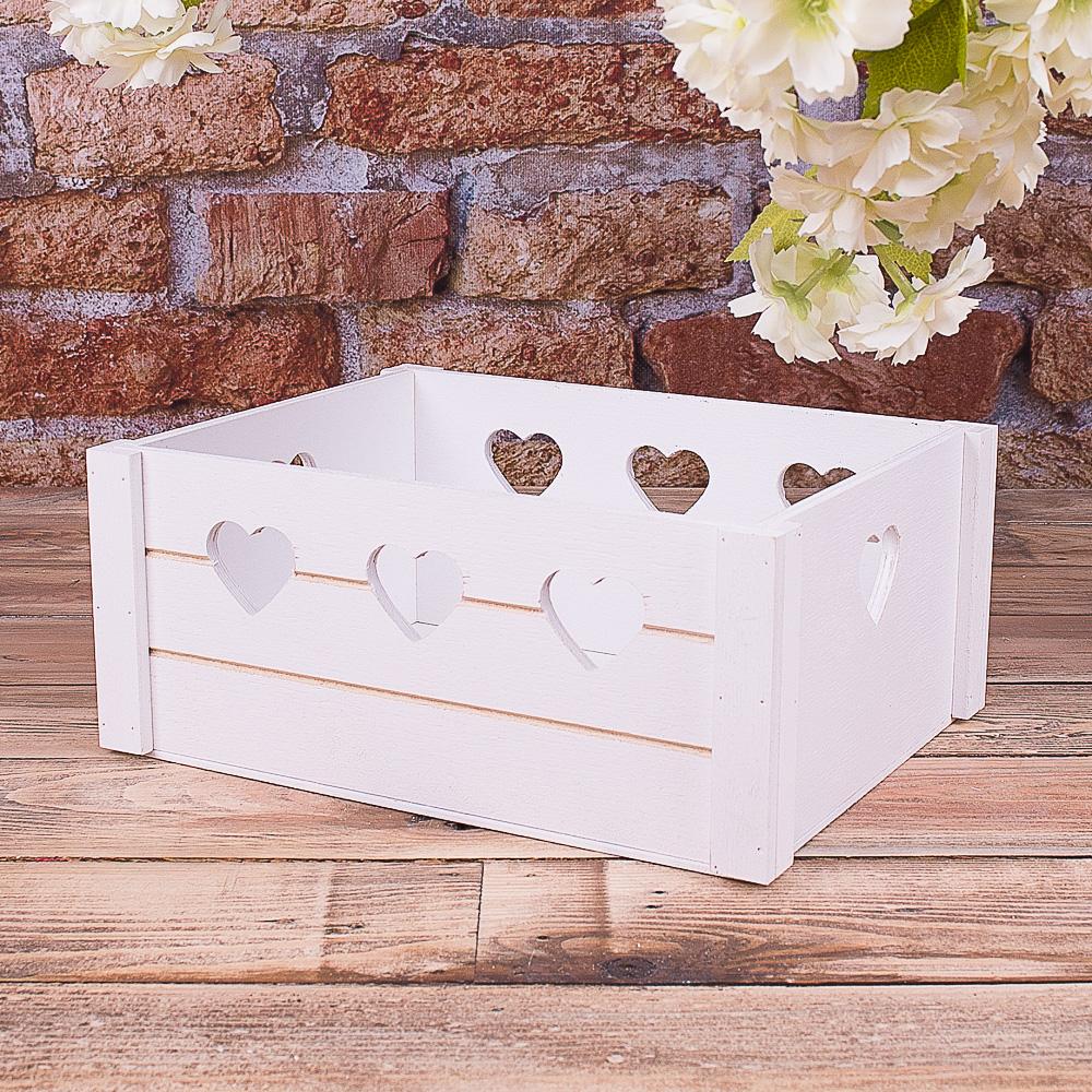 """ящик """"три сердца"""" маленький"""