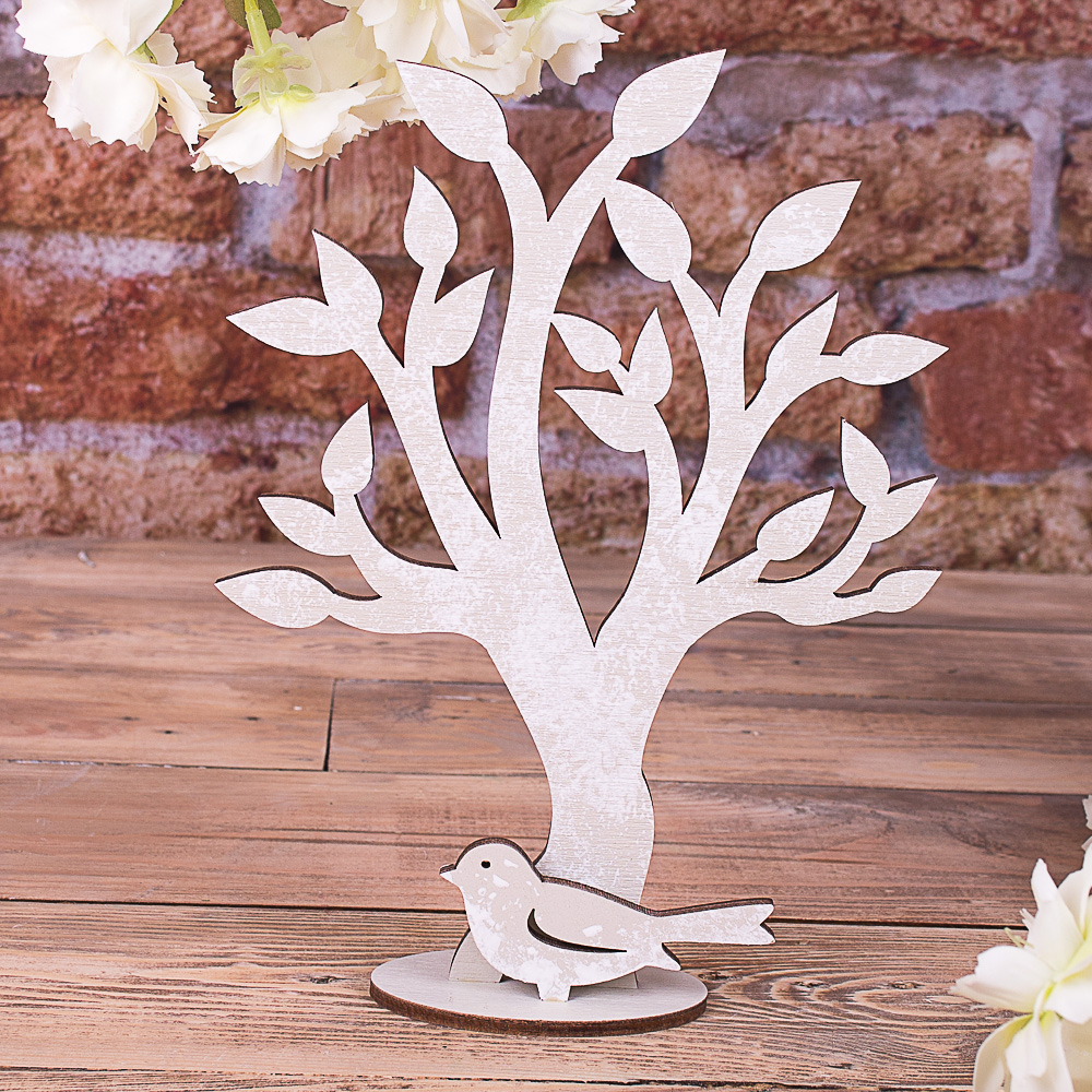 """статуетка """"дерево з пташкою"""""""