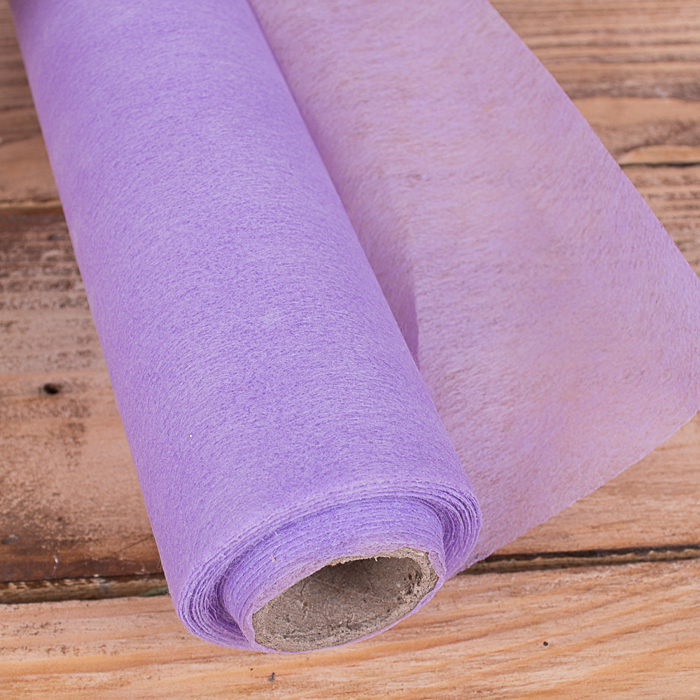 флизелин флористический 50см*8м. розовый - 109