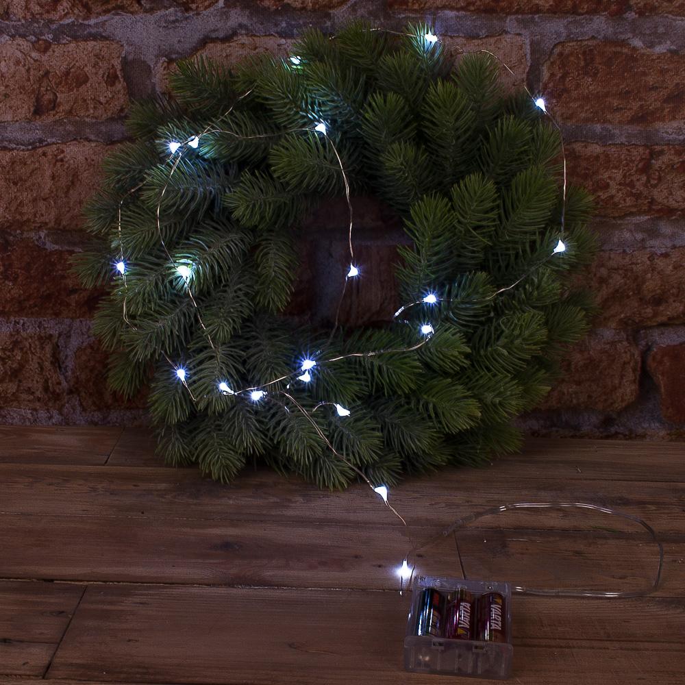 Світлодіодні гірлянди (LED) білі холодні
