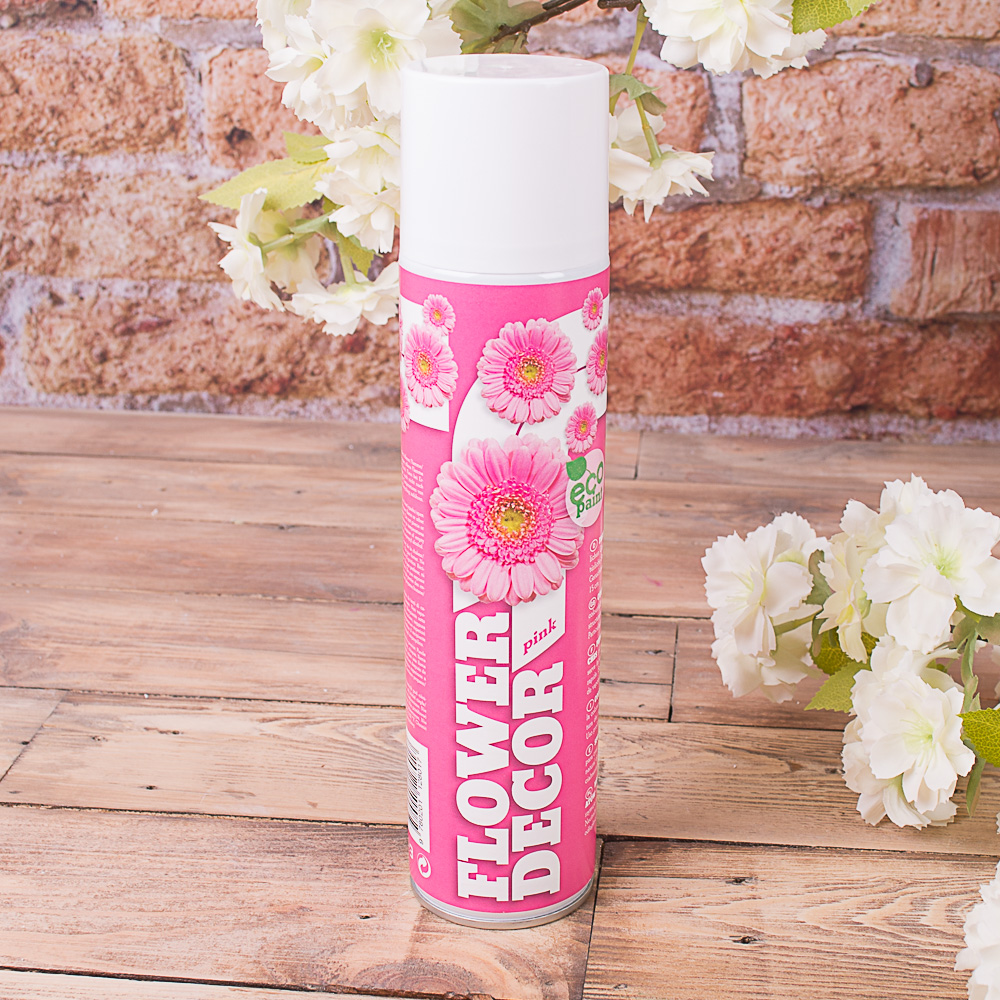 фарба для живих квітів UNION (pink-рожева)