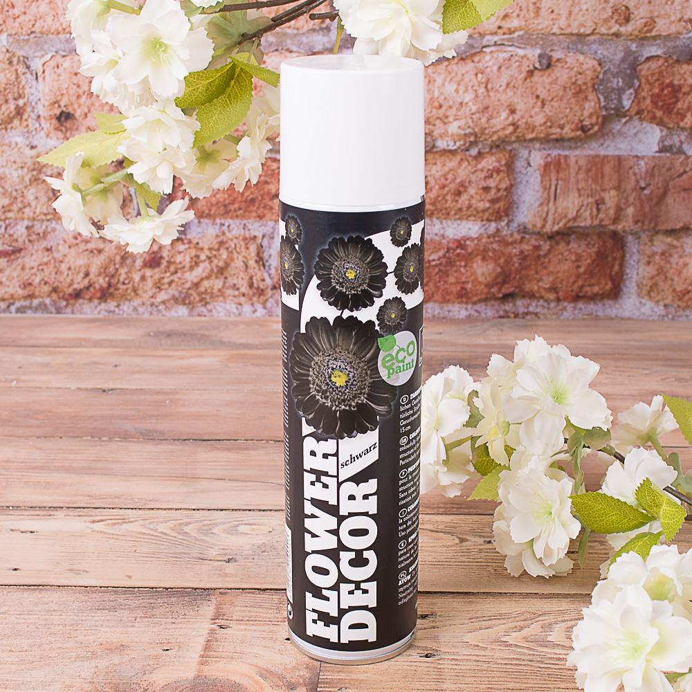 фарба для живих квітів UNION (schwarz-чорна)