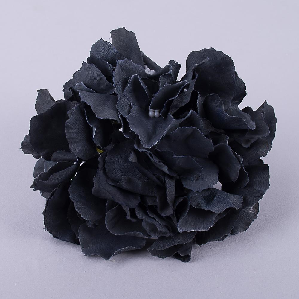 """головка гортензии """"премиум"""" черная"""