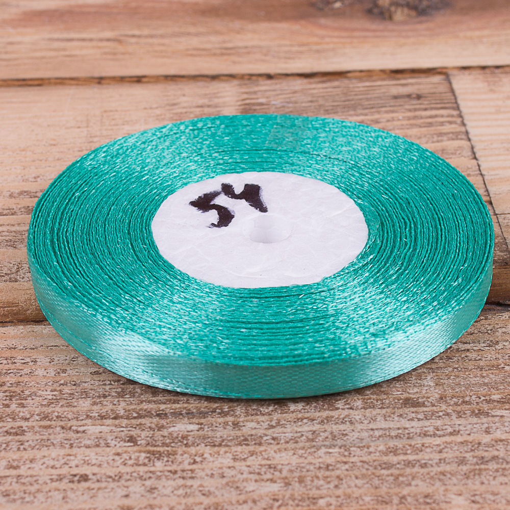 стрічка атласна 0.65см * 35 (колір №54)
