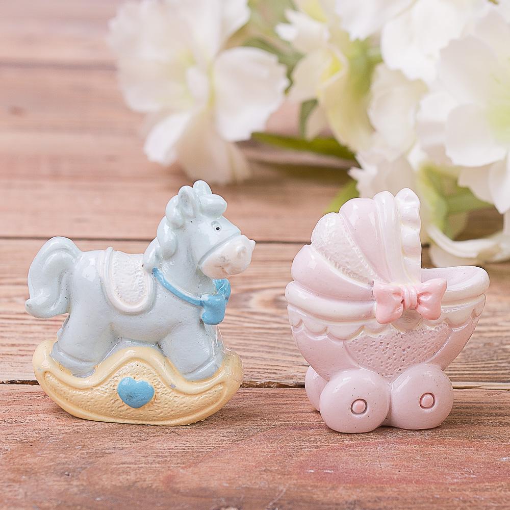 """статуетка супер міні """"конячка або  коляска"""""""