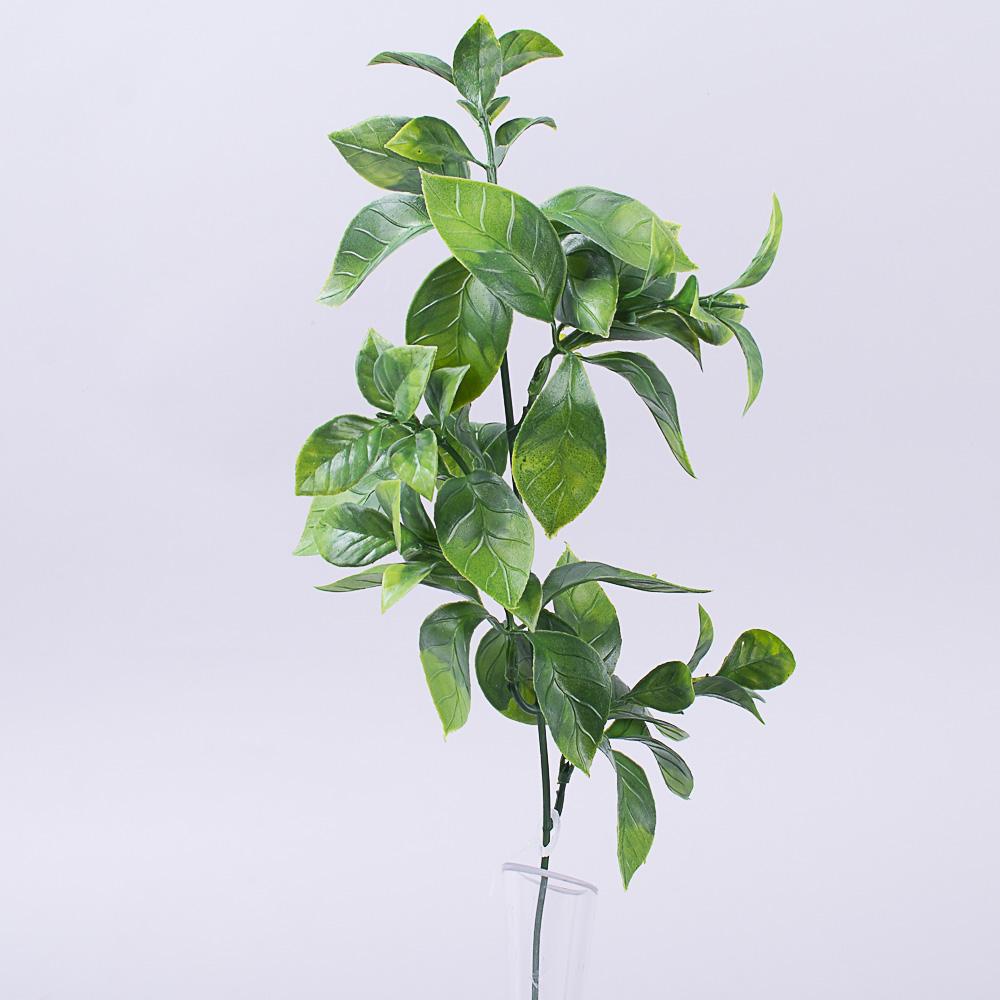 """ветка """"лавровые листья"""" светло зеленое"""
