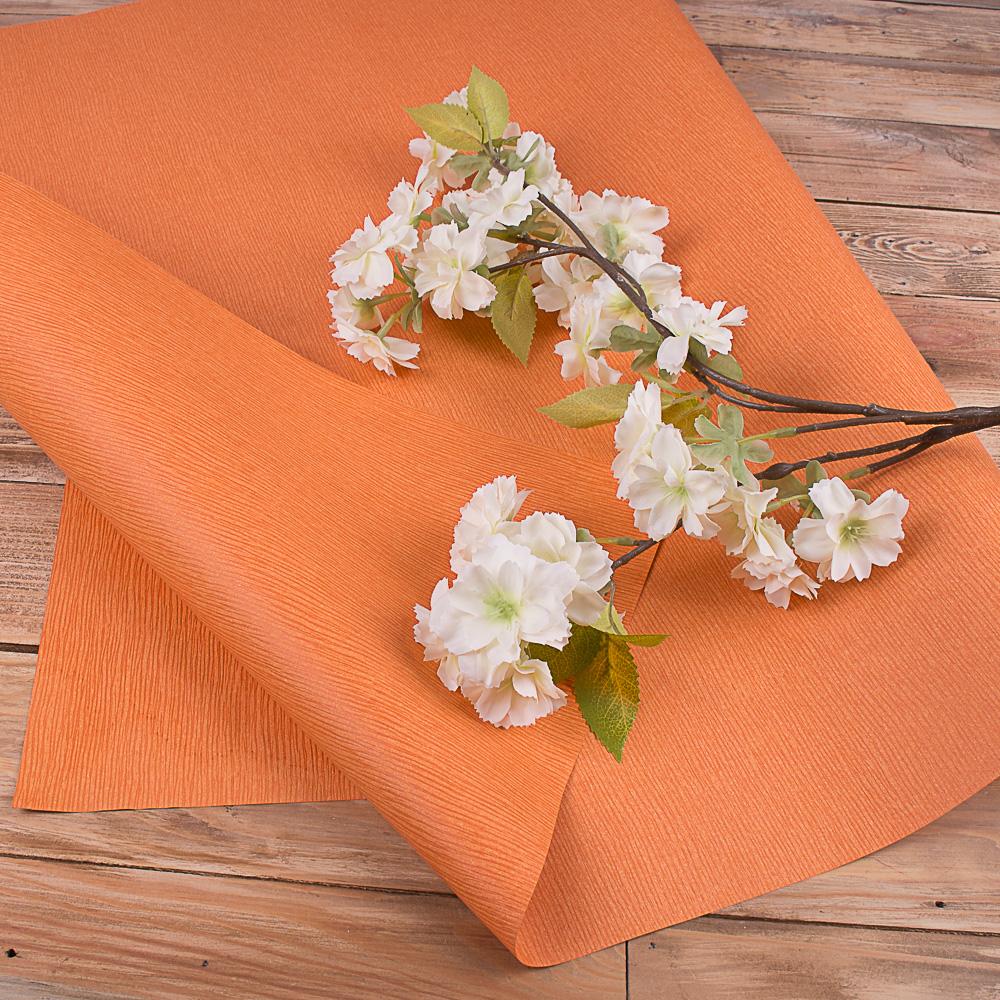 """папір фактурний з тисненням (""""оранж"""")"""