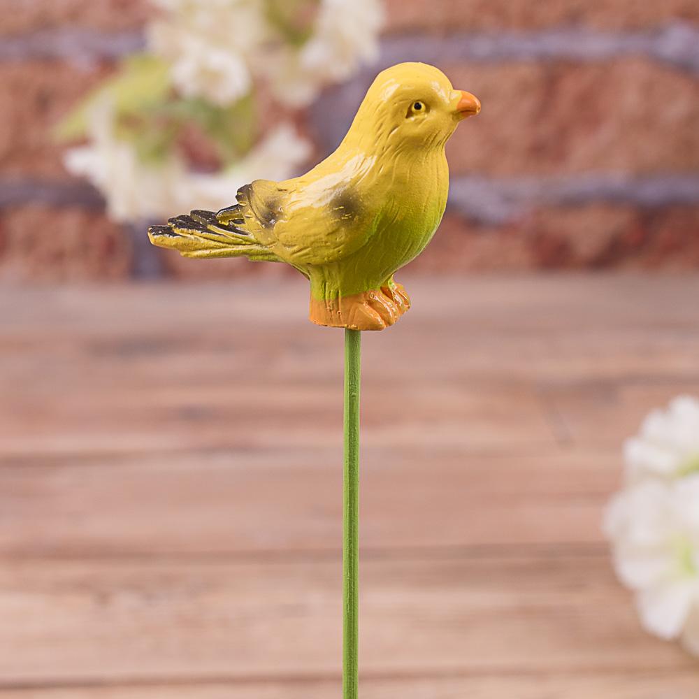 топпер -птичка желтая