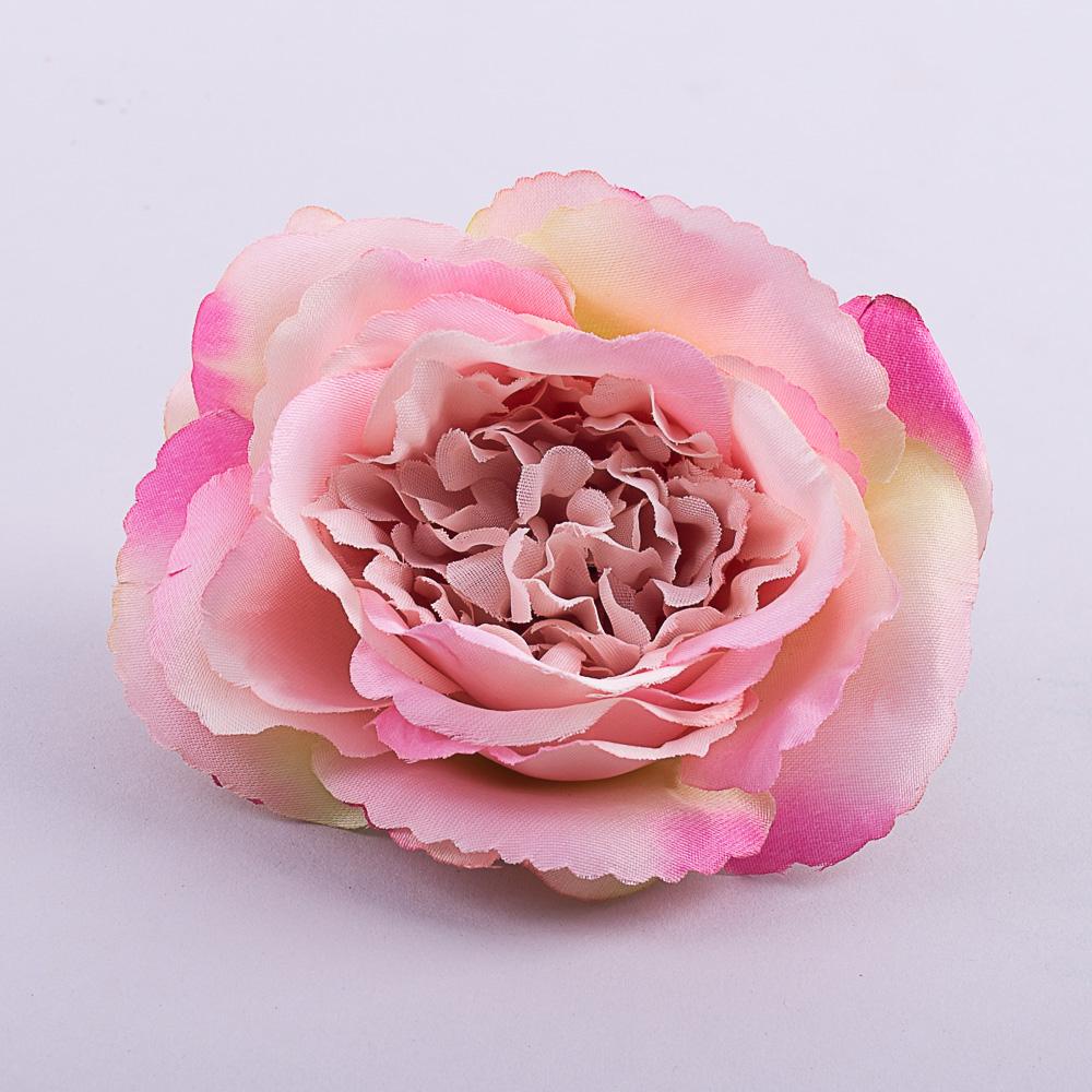 """головка розы """"мери"""" розовая"""