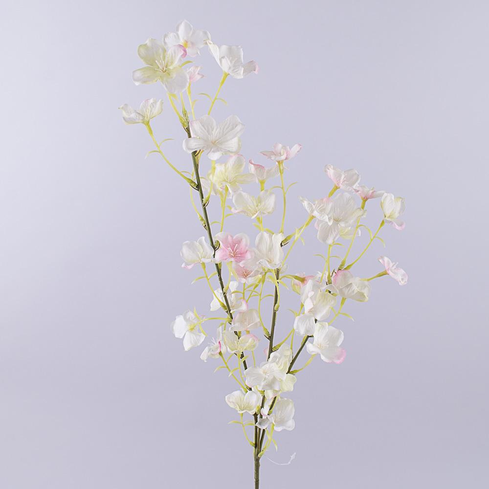 гілка з квітами (біла)
