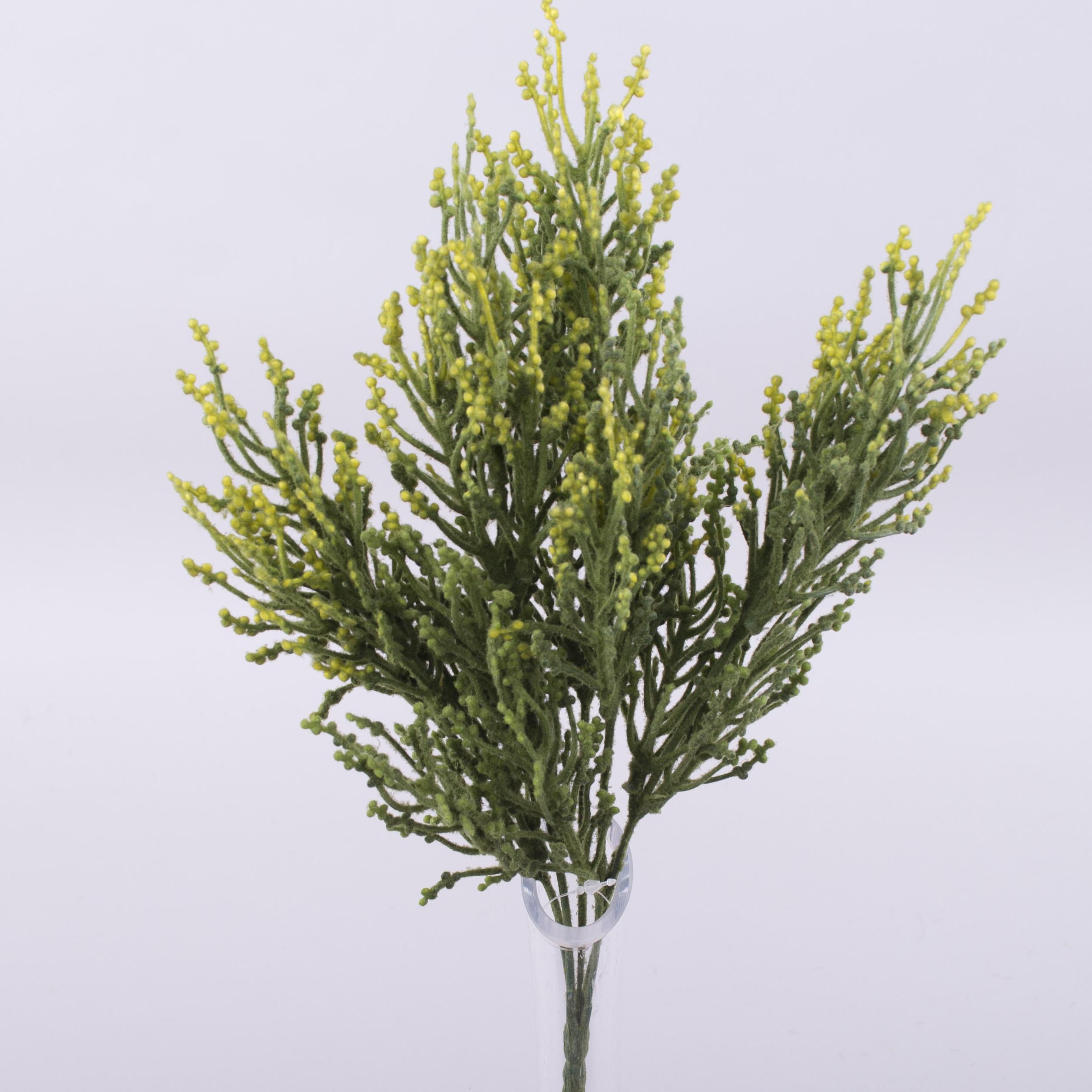 букет травичка мімоза жовта