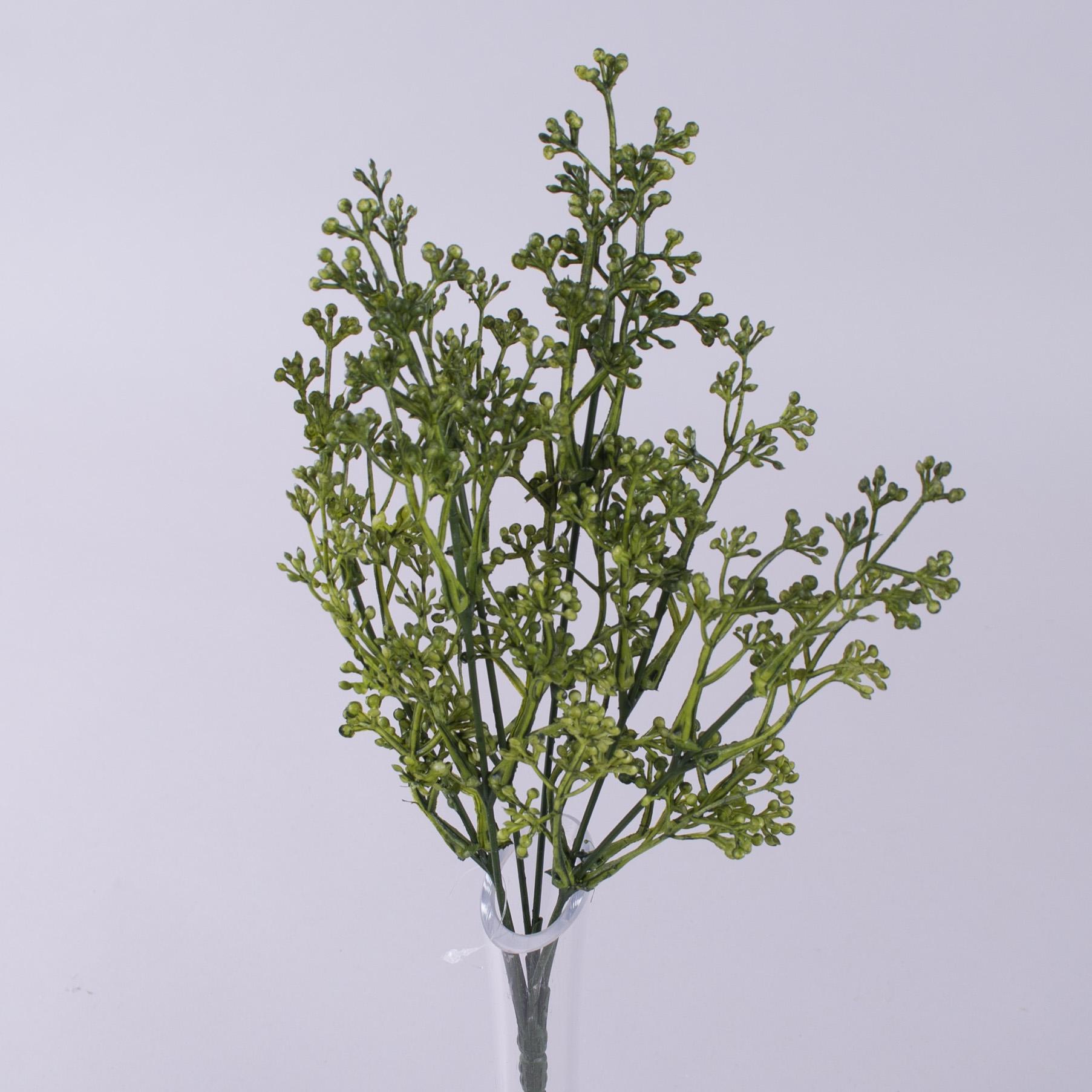 букет травка (мини-шарики) зеленый