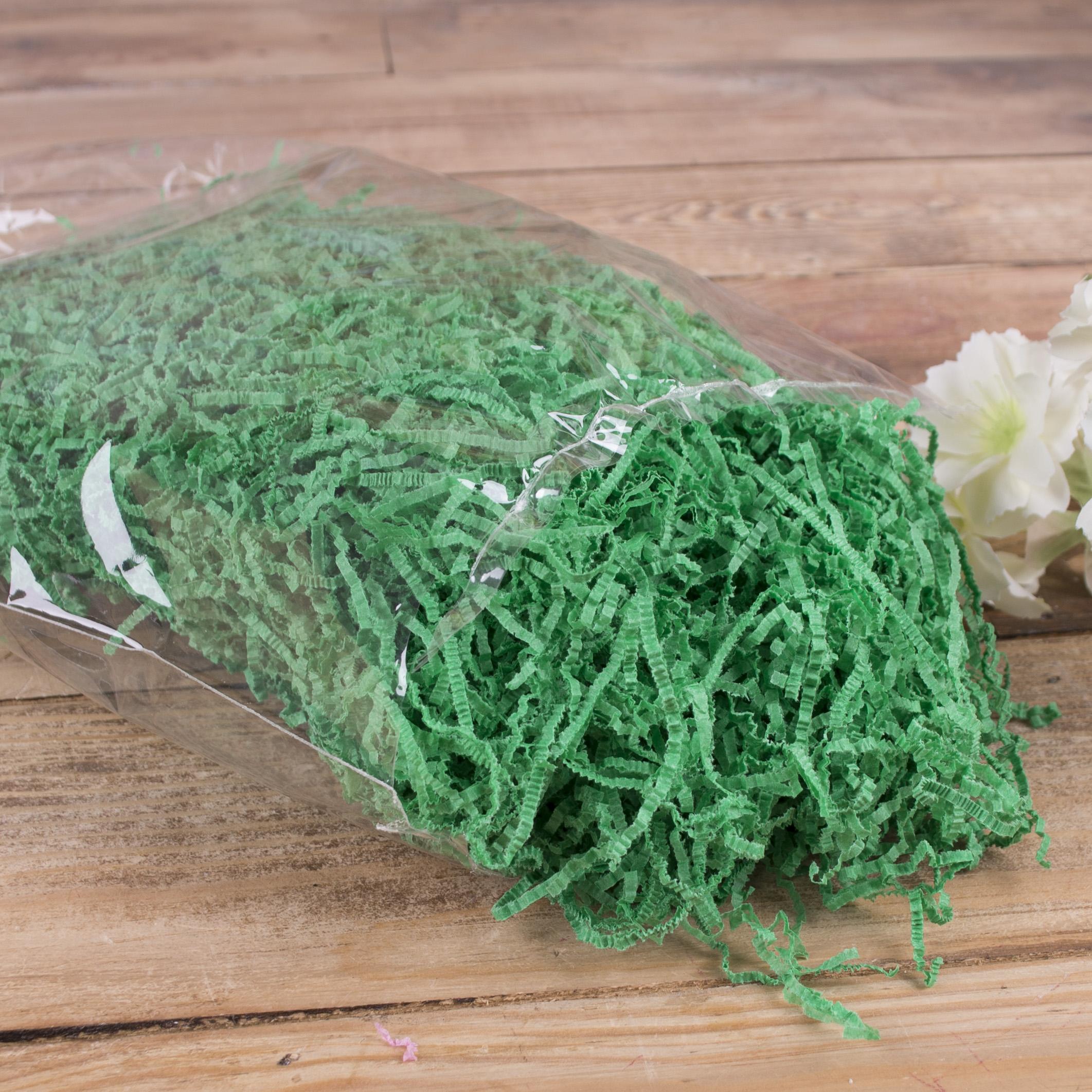 """наполнитель""""тишью""""  зеленый (50 грм)"""