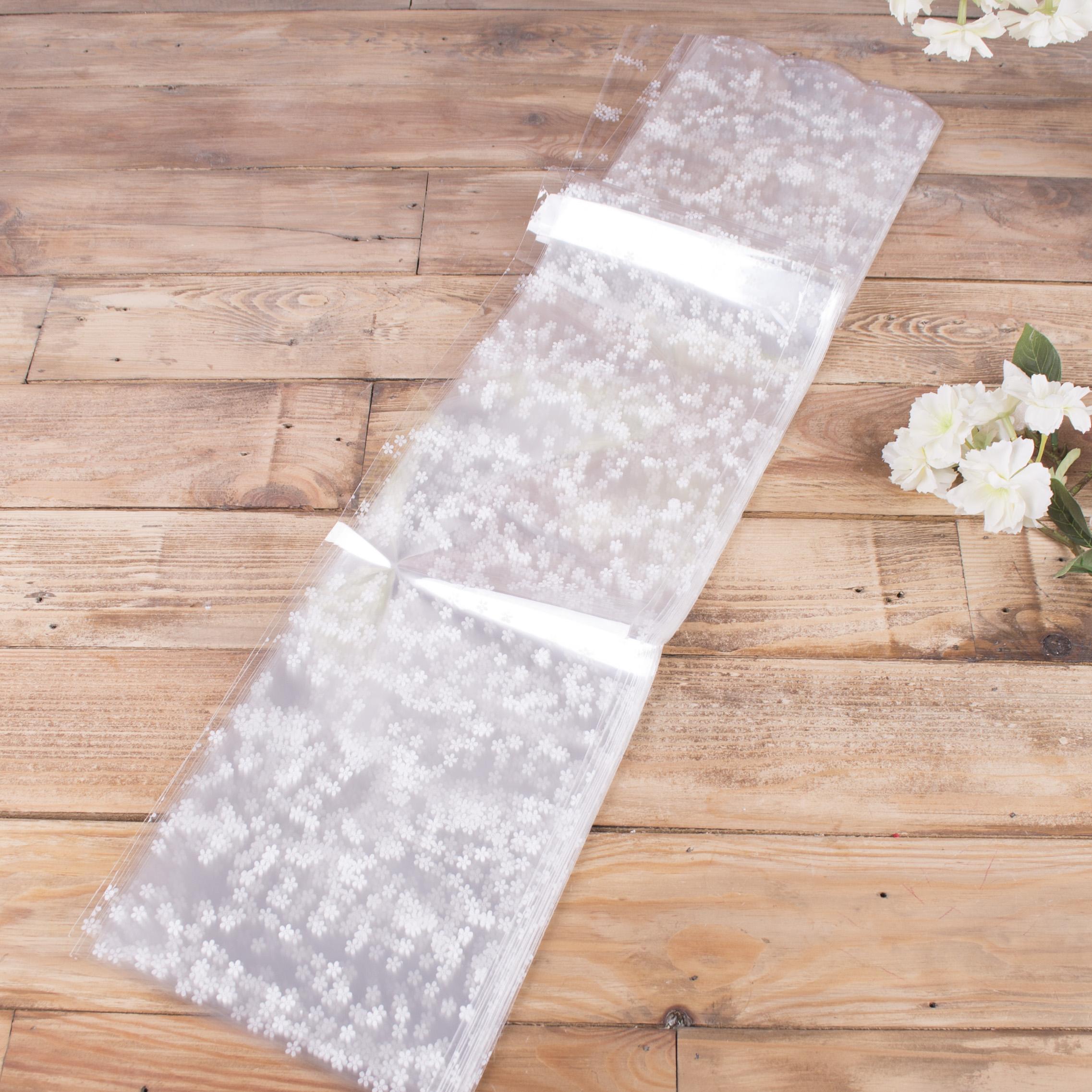 целлофан для цветов 80*20 см
