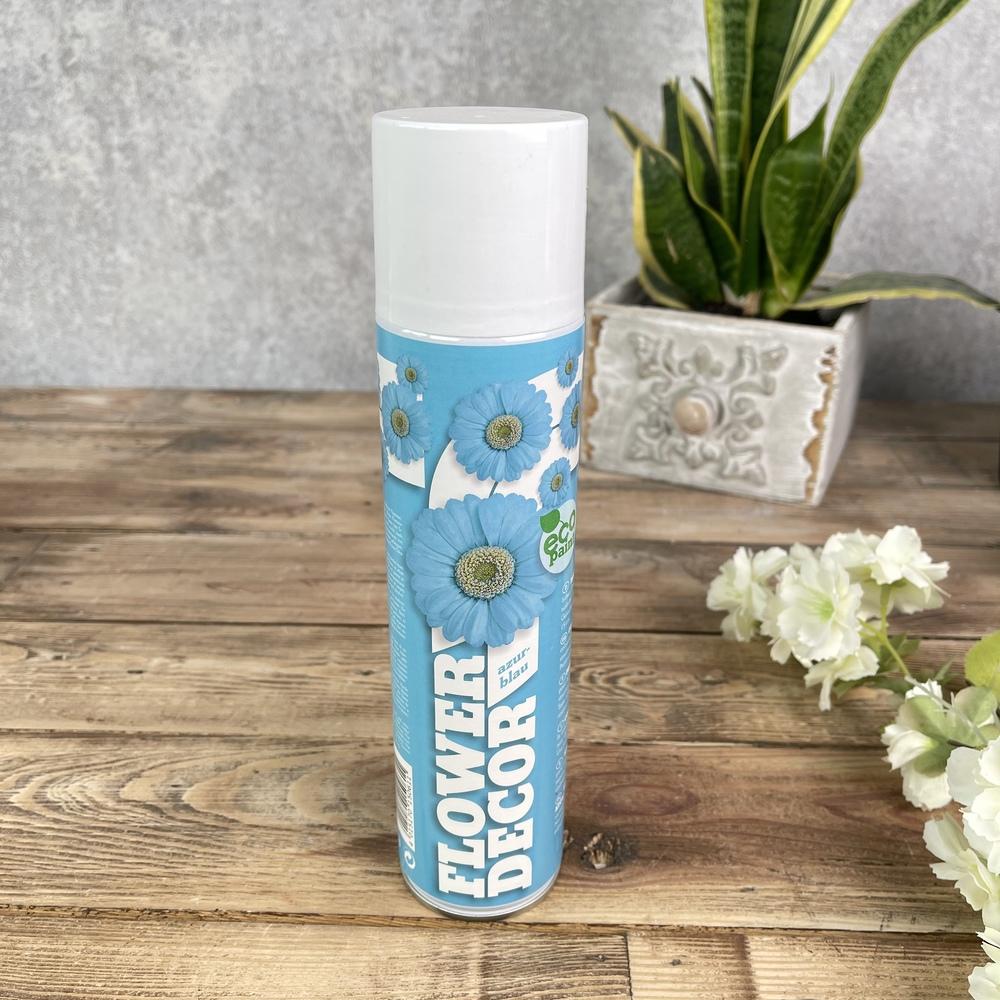 фарба для живих квітів UNION (azur blau - голуба)