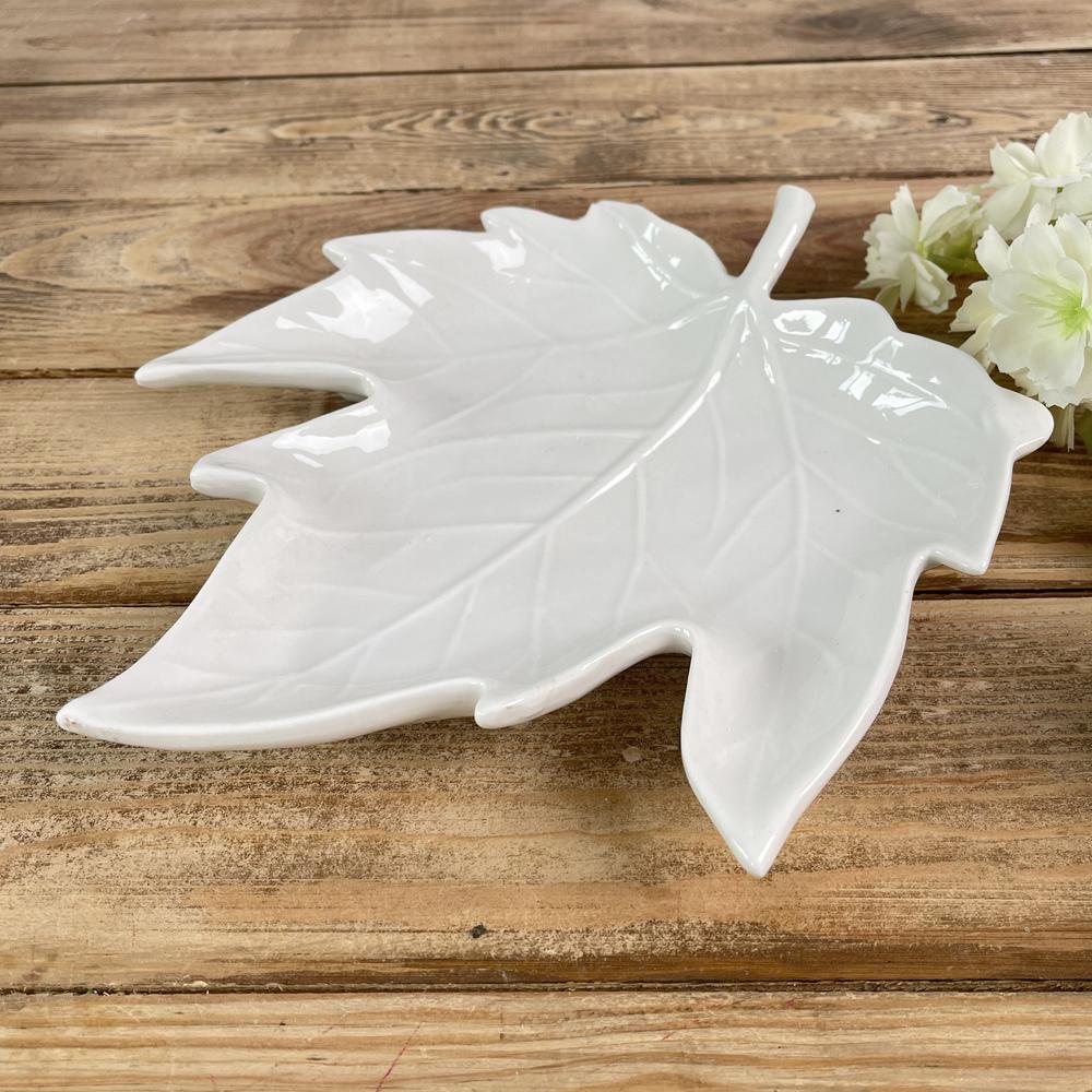 тарілка керамічна з птахами