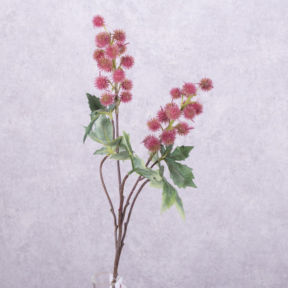цвет каштана латексный розово -бордовый