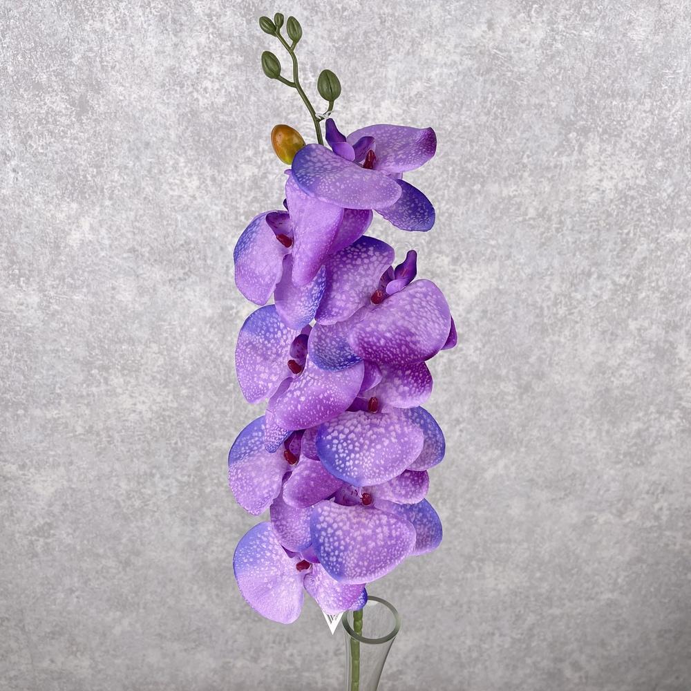 "орхидея ""мраморная"" ярко-фиолетовая"