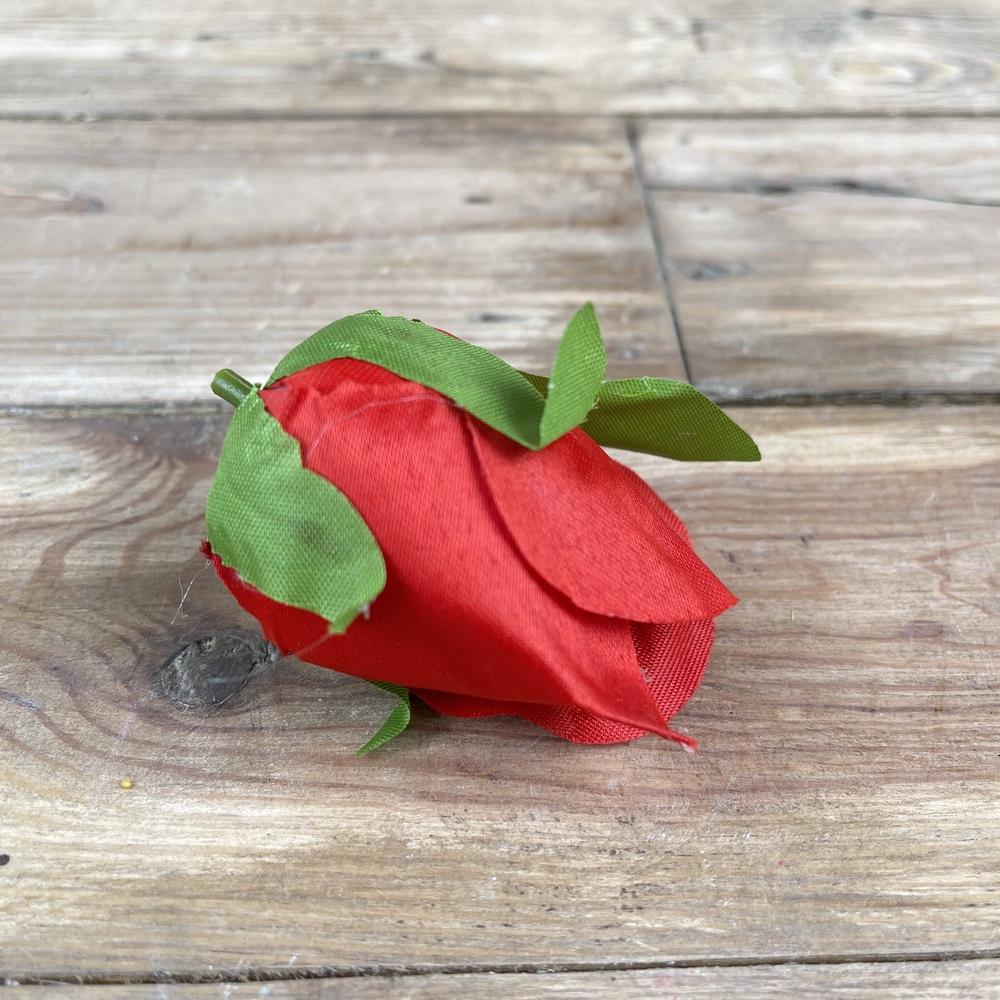 """головка розы """"оклахома"""" красная"""