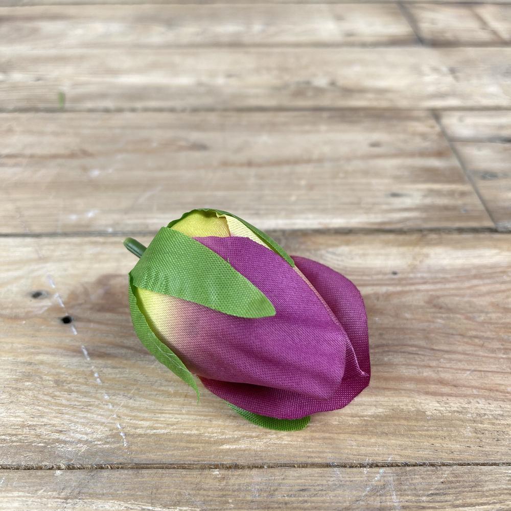 """головка розы """"оклахома"""" фиолет"""