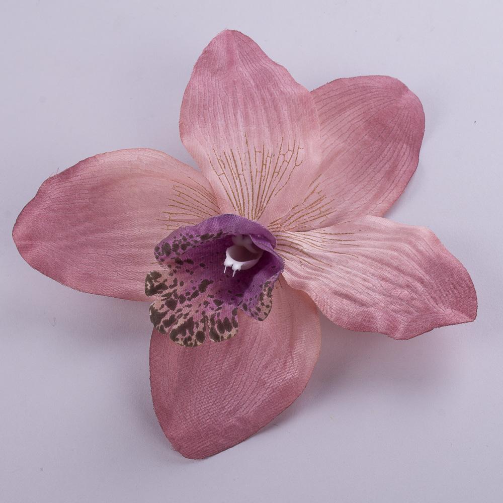 головка орхідеї рожева