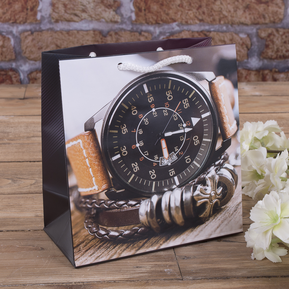 "(W0-67) пакет 16 * 16 ""годинник"""