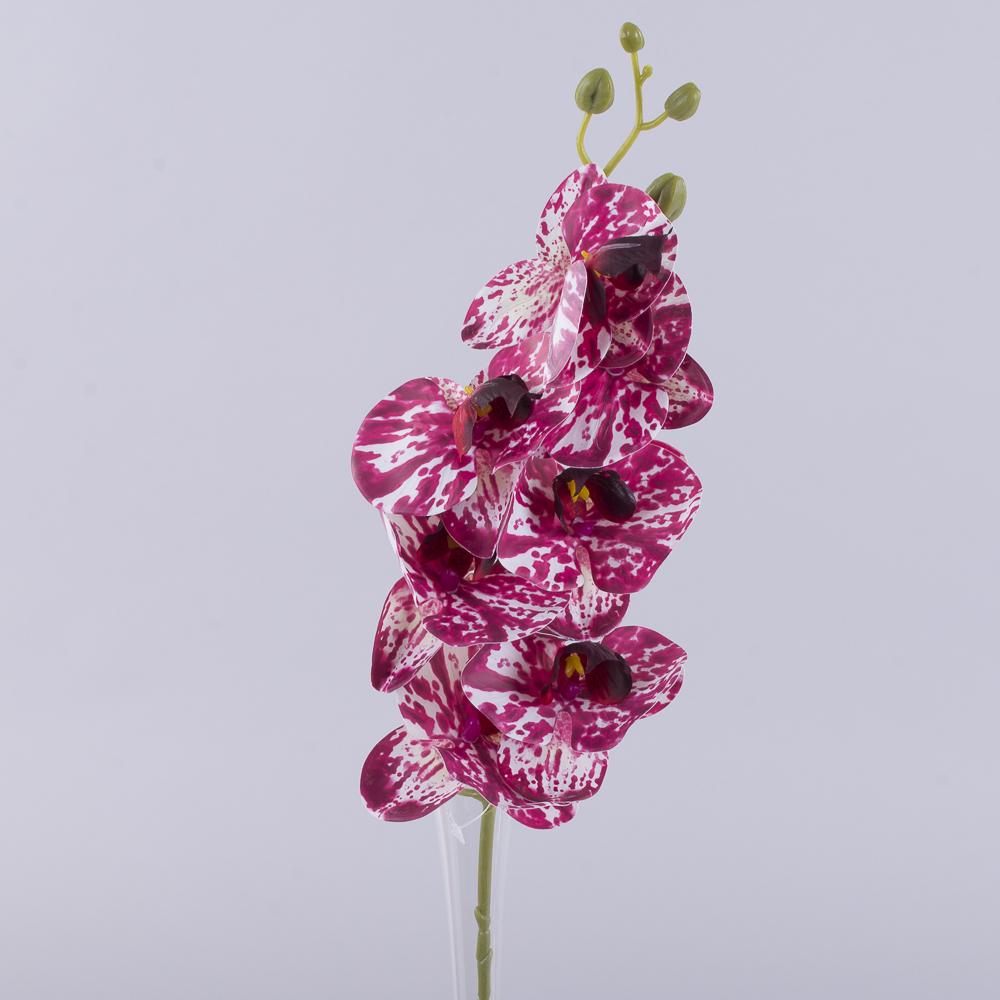"""Орхидея латексная """"аврора"""" малиновая"""